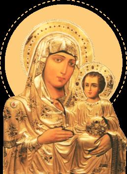 Дева Мария с Иисусом